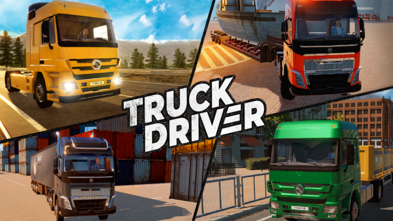 Truck Driver - splash