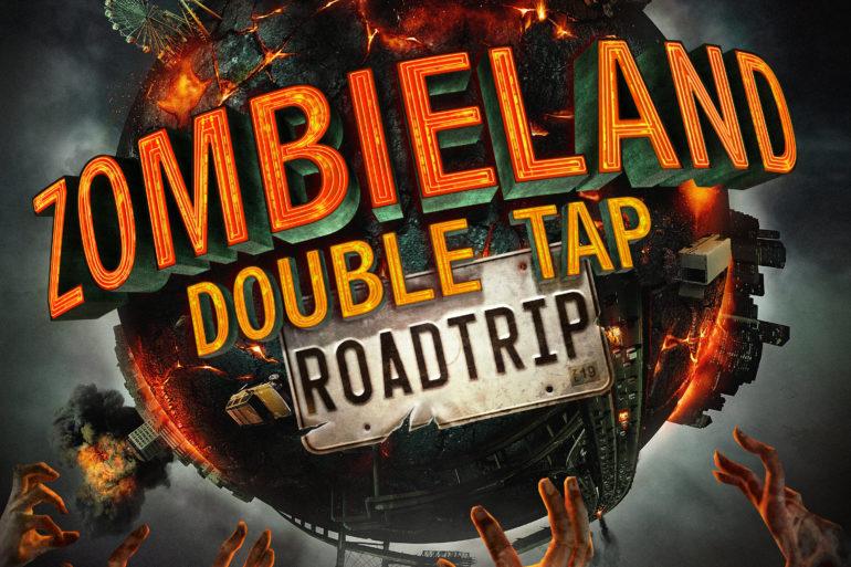 Zombieland: Double Tap - Road Trip - logo