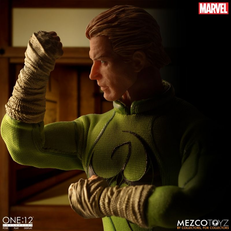 Mezco One12 Iron Fist 3