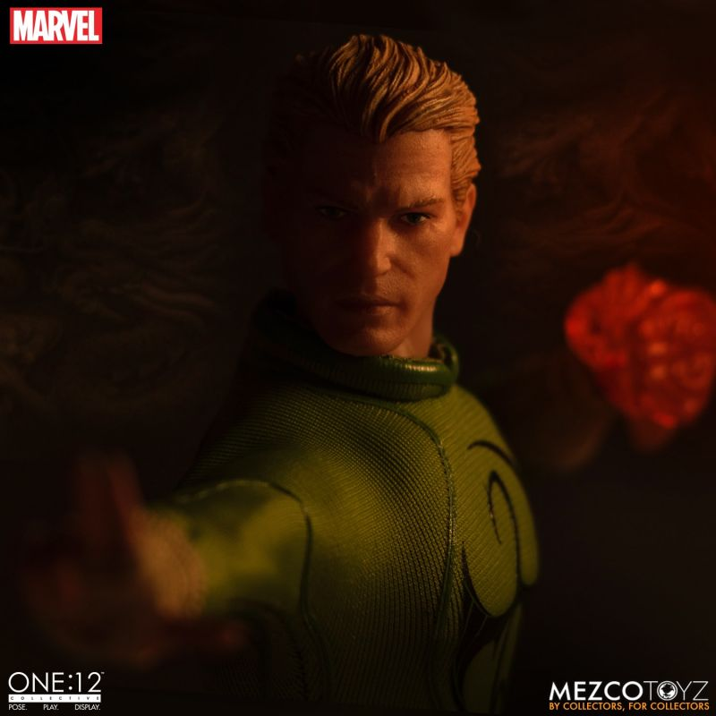 Mezco One12 Iron Fist 4