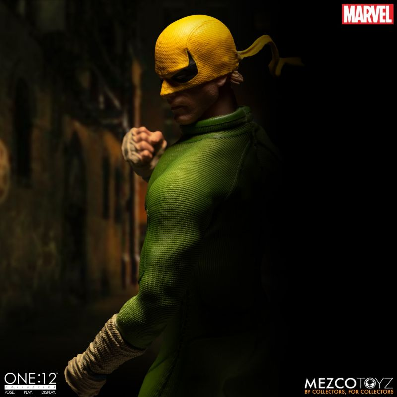 Mezco One12 Iron Fist 6