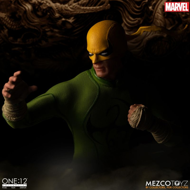 Mezco One12 Iron Fist 7