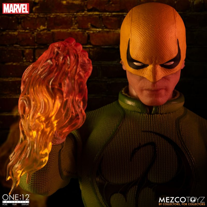 Mezco One12 Iron Fist 10