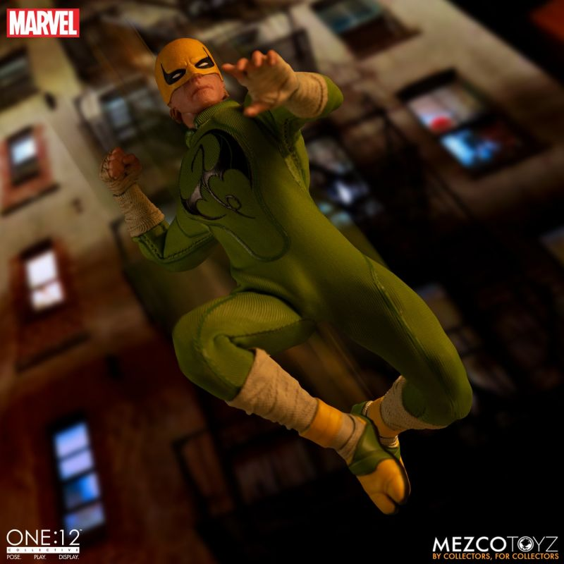 Mezco One12 Iron Fist 12
