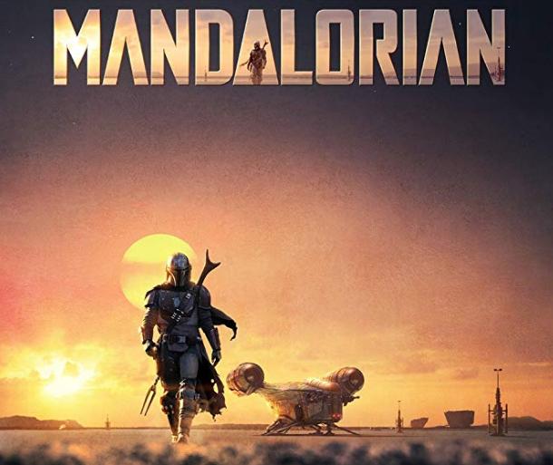 The Mandalorian Poster D23