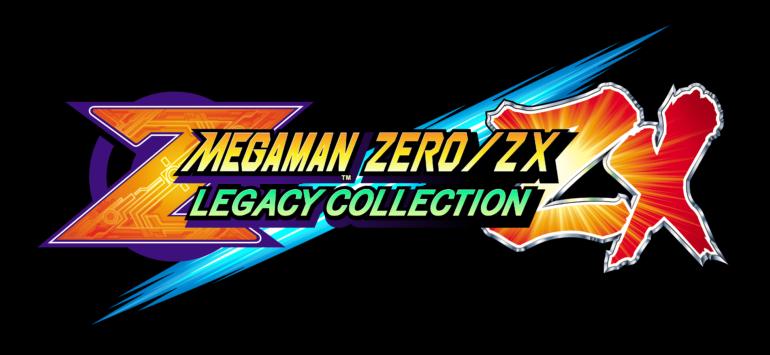 Mega Man ZeroZX Logo