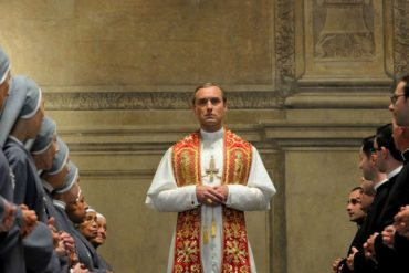 Jude Law Young Pope