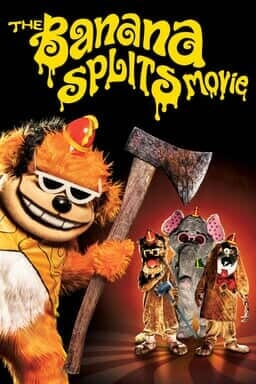 The Banana Splits Movie - cover