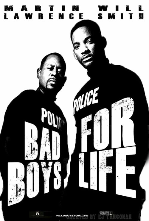 BB For Life Poster