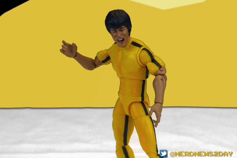 Diamond Select Game of Death Bruce Lee