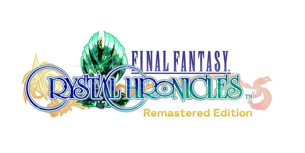 Final Fantasy Crystal Chronicles - logo
