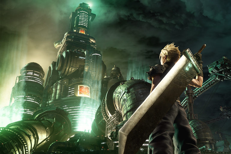 Final Fantasy VII Remake - Cloud