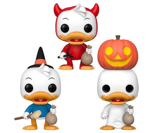 Ducktale Halloween 2019 Pop