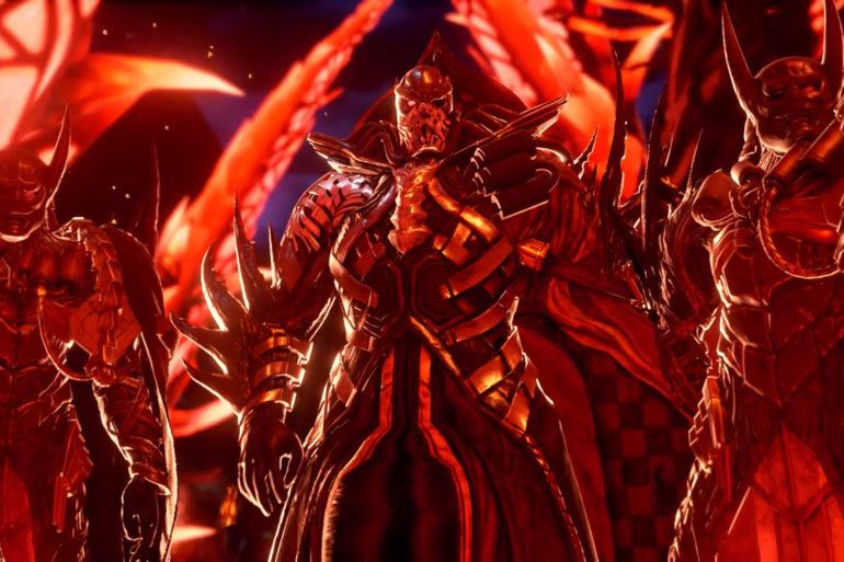 Code Vein - Red Knights