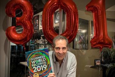 Todd McFarlane Guinness World Records