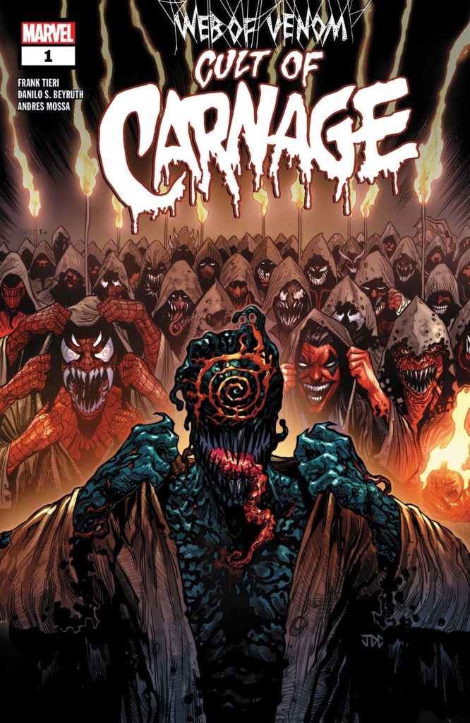 Web Of Venom Cult Of Carnage 2019 1