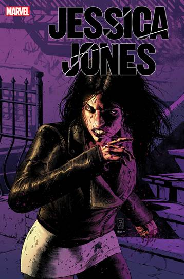 Jessica Jones Blindspot