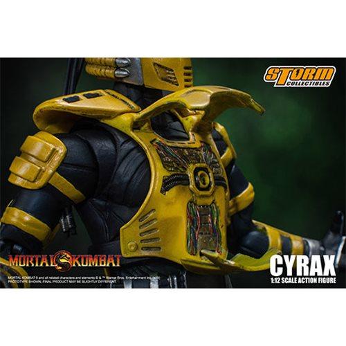 Cyrax MK Storm Collectibles 1
