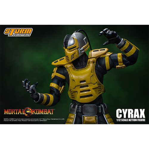 Cyrax MK Storm Collectibles 2