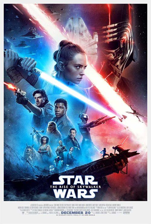 Rise of Skywalker Final Poster