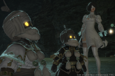 Final Fantasy XIV - NieR crossover