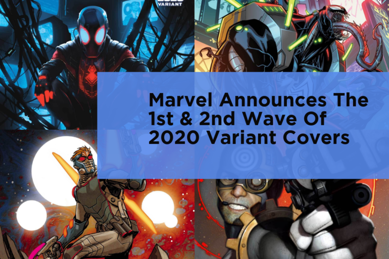 Marvel 2020 Variants