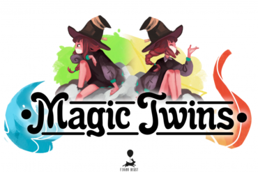 Magic Twins - logo