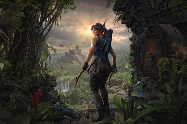 Shadow of the Tomb Raider - lara Croft