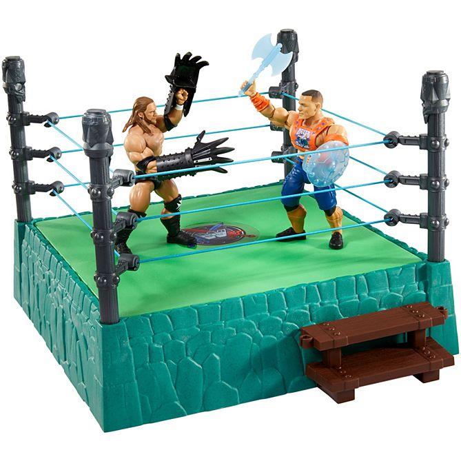 WWE MOTU Ring 2