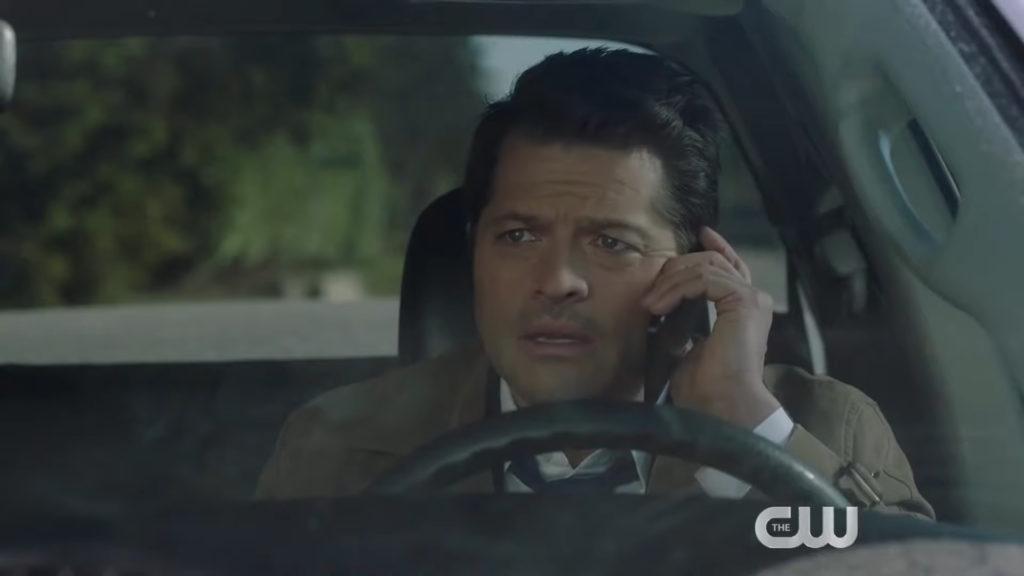 Supernatural S14 1