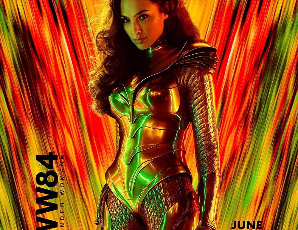1st Impression Wonder Woman 1984 Official Trailer Rage Works
