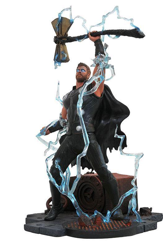 Infinity War Thor Diorama 1