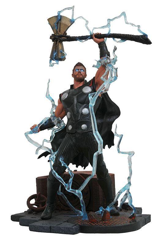 Infinity War Thor Diorama 2