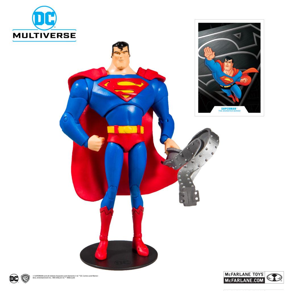 DC AnimatedSuperman Turnarounds 01