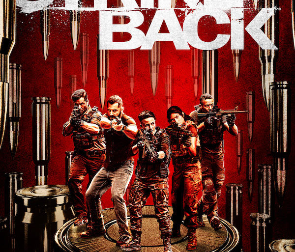 Strike Back Season 7 Cinemax