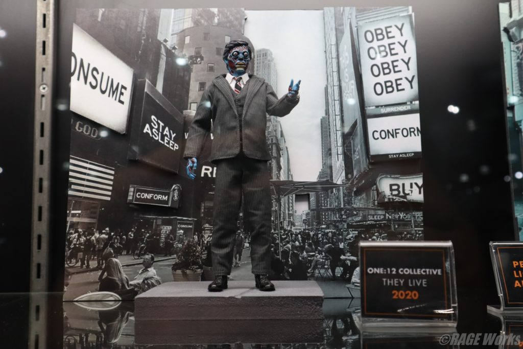 Mezco One:12 Collective They Live figure