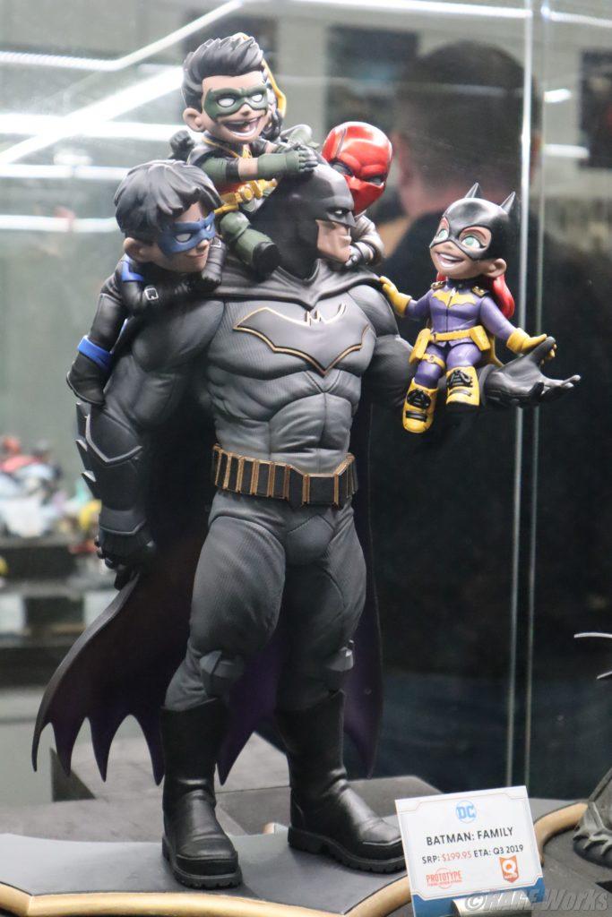 Batman: Family by Q-Fig