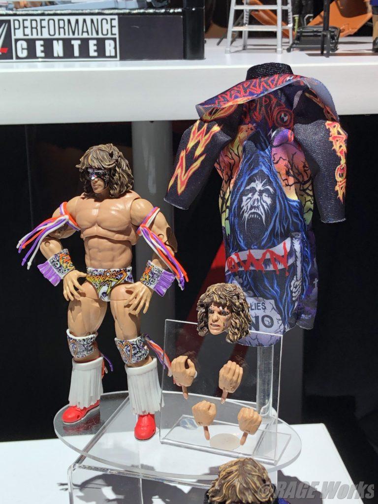 Mattel WWE Ultimate Warrior