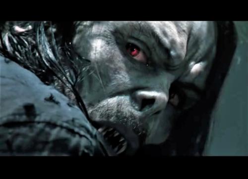 MORBIUS Teaser Trailer Vampire Form2