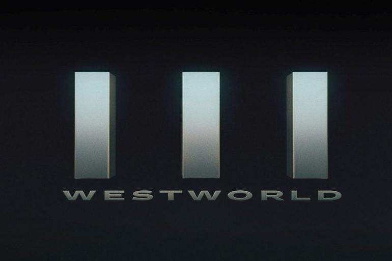 Westworld Season 3 Logo