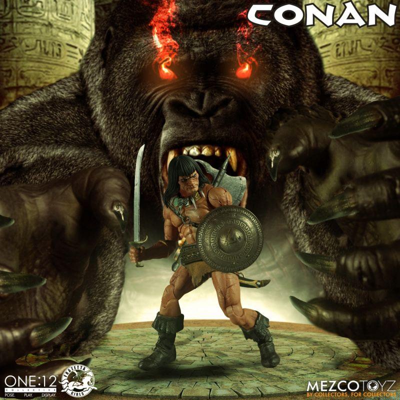Mezco One12Conan 1