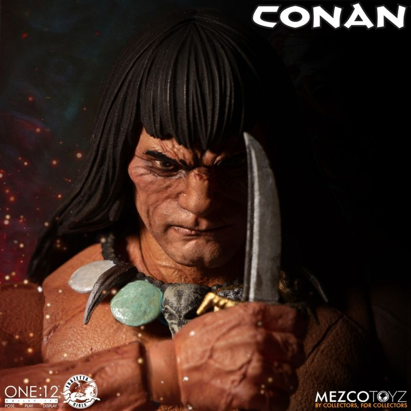 Mezco One12Conan 3 1