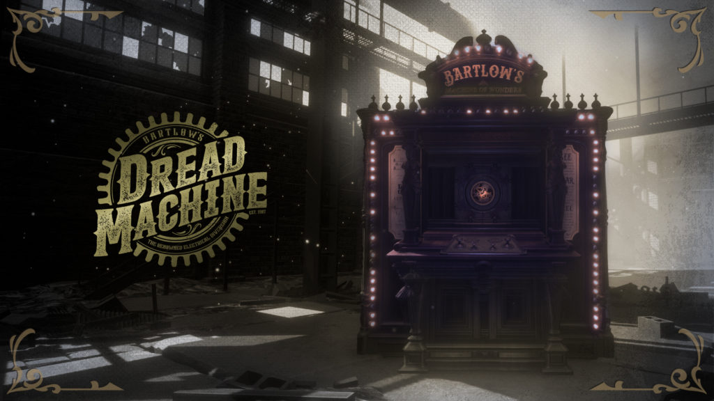Bartlow's Dread Machine - logo