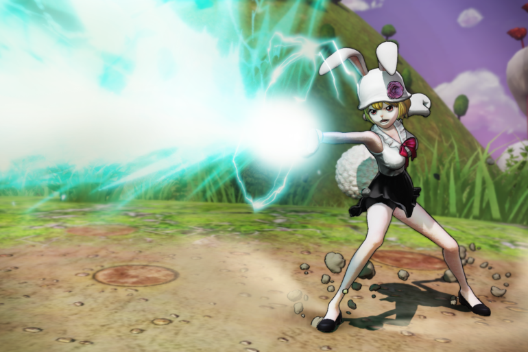 One Piece Pirate Warriors 4 - Carrot