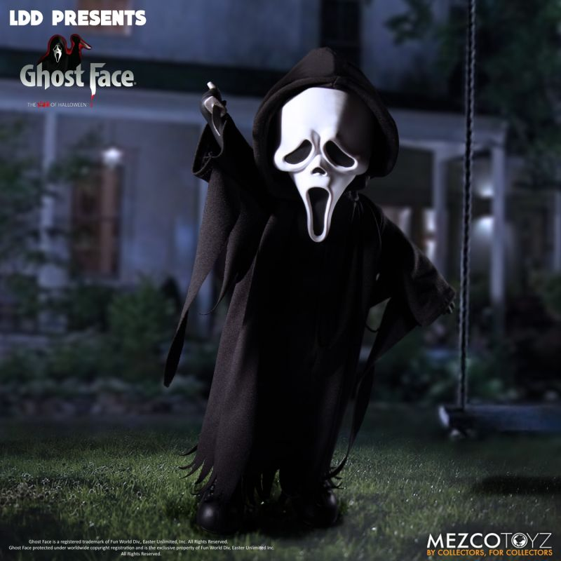 Mezco OneLDDGhostFace 6