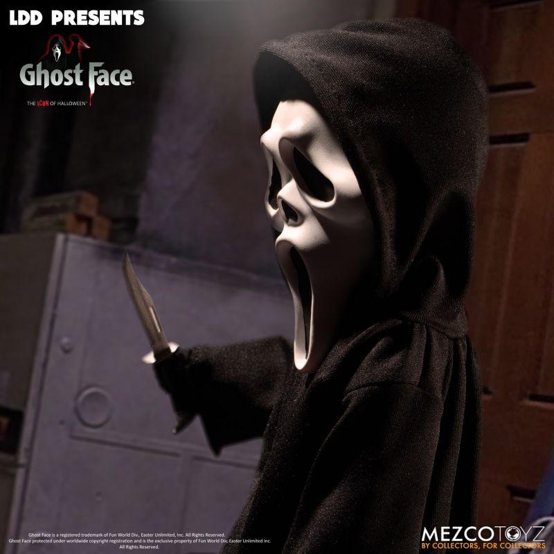 Mezco OneLDDGhostFace 1