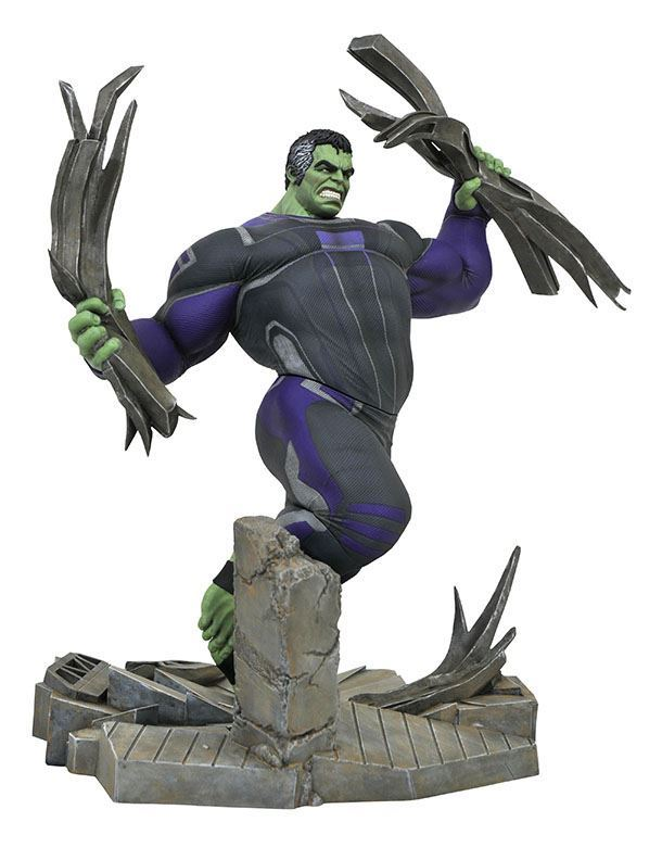 Diamond Select AvengersEndgame Hulk 1