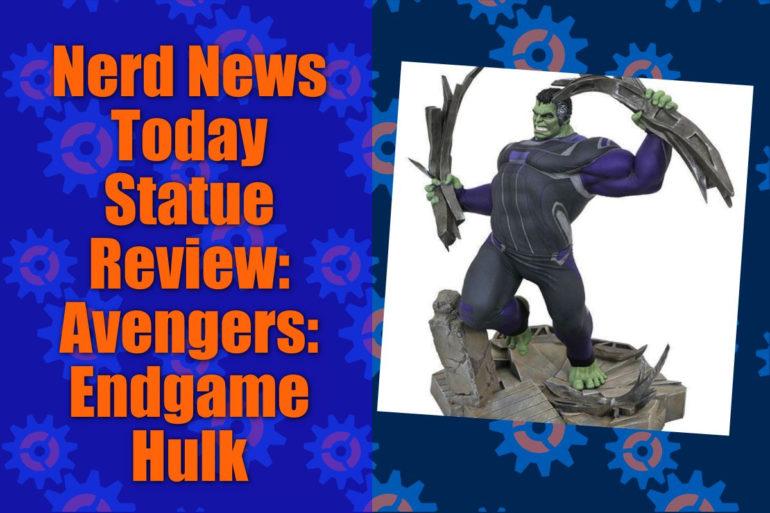 NNT Endgame Hulk