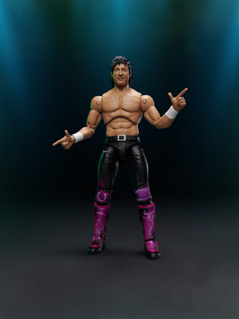 AEW Kenny Omega Hero lights