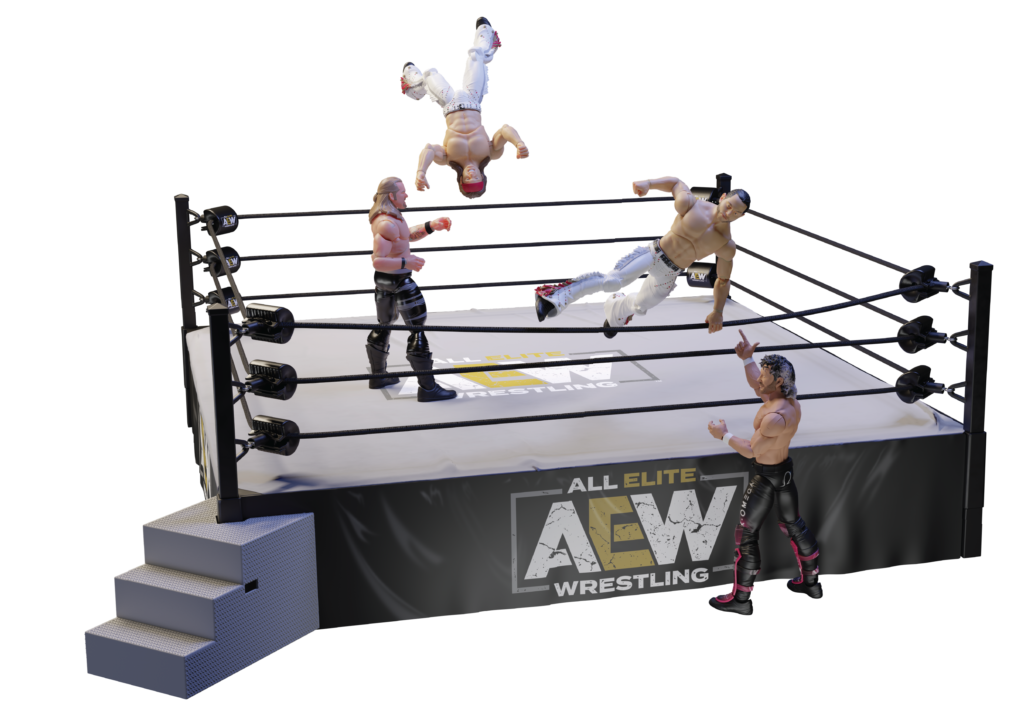 AEW Collectors Ring ActionShot 01 1